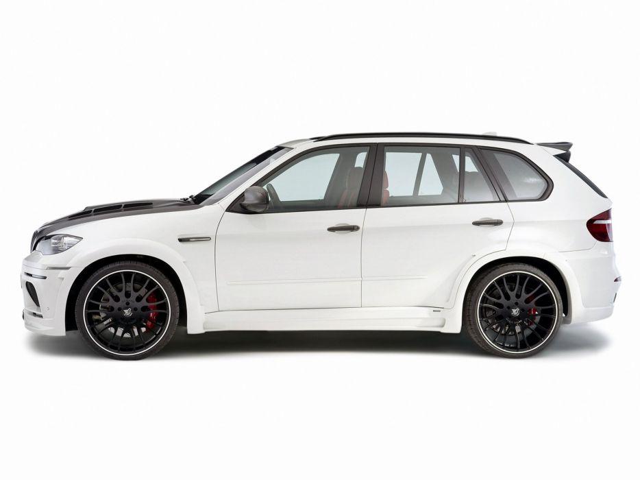 Hamann BMW-X5 4 8i Flash EVO-M (E70) modified cars 2007 wallpaper
