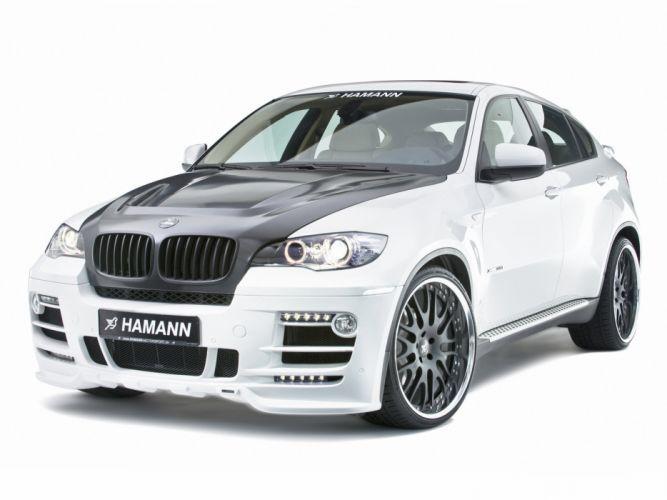 Hamann BMW-X6 (E71) modified cars 2008 wallpaper