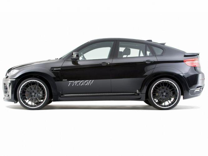 Hamann BMW-X6 Tycoon (E71) modified cars 2008 wallpaper