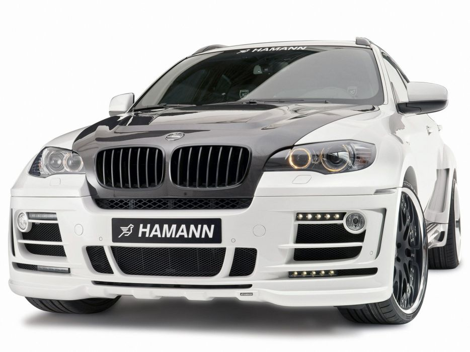 Hamann BMW-X6 Tycoon EVO (E71) modified cars 2009 wallpaper
