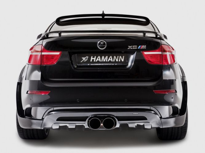 Hamann BMW-X6 Tycoon EVO-m (E71) modified cars 2010 wallpaper