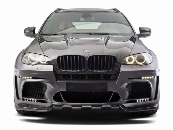 Hamann BMW-X6 Tycoon EVO-m (E71) modified cars 2011 wallpaper