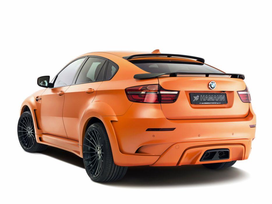 (E71) 2013 BMW-X6 cars EVO-M hamann modified tycoon-II wallpaper