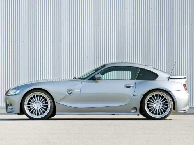 Hamann BMW Z4-M Coupe (E85) cars modified 2006 wallpaper