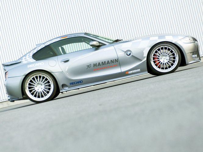 Hamann BMW Z4-M Coupe Renntaxi (E85) cars modified 2007 wallpaper