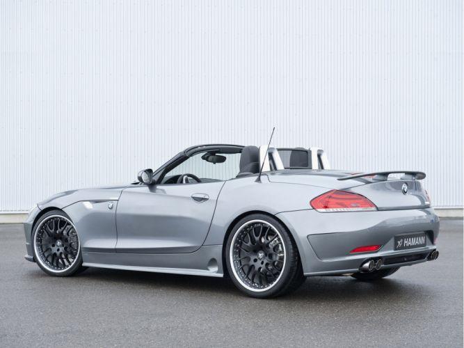 Hamann BMW-Z4 roadster (E89) cars modified 2010 wallpaper