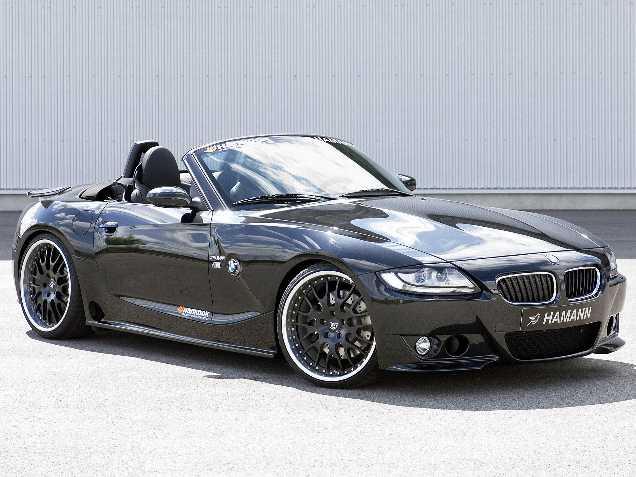 Hamann Bmw Z4 M Roadster E85 Cars Modified 2008