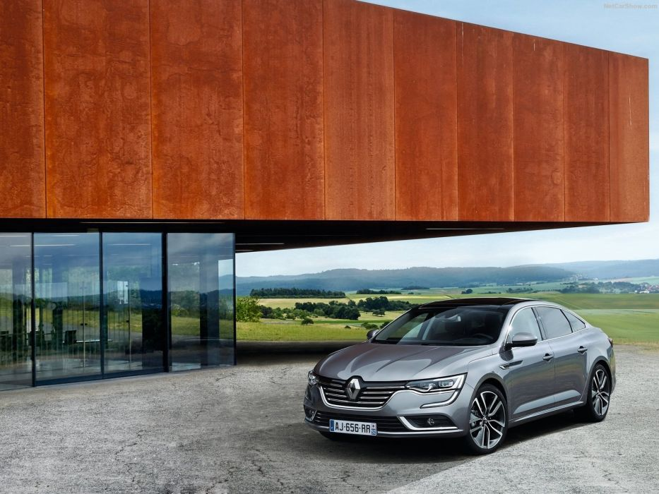 Renault Talisman sedan cars 2016 wallpaper