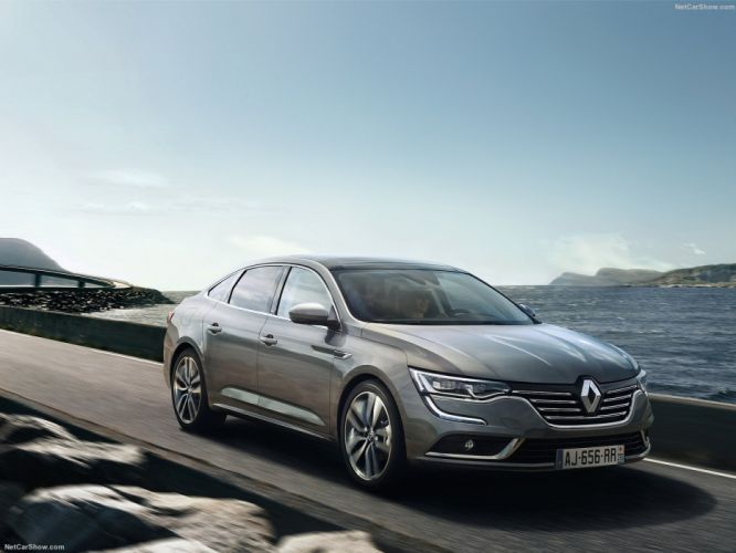 Renault Talisman sedan cars 2016 wallpaper