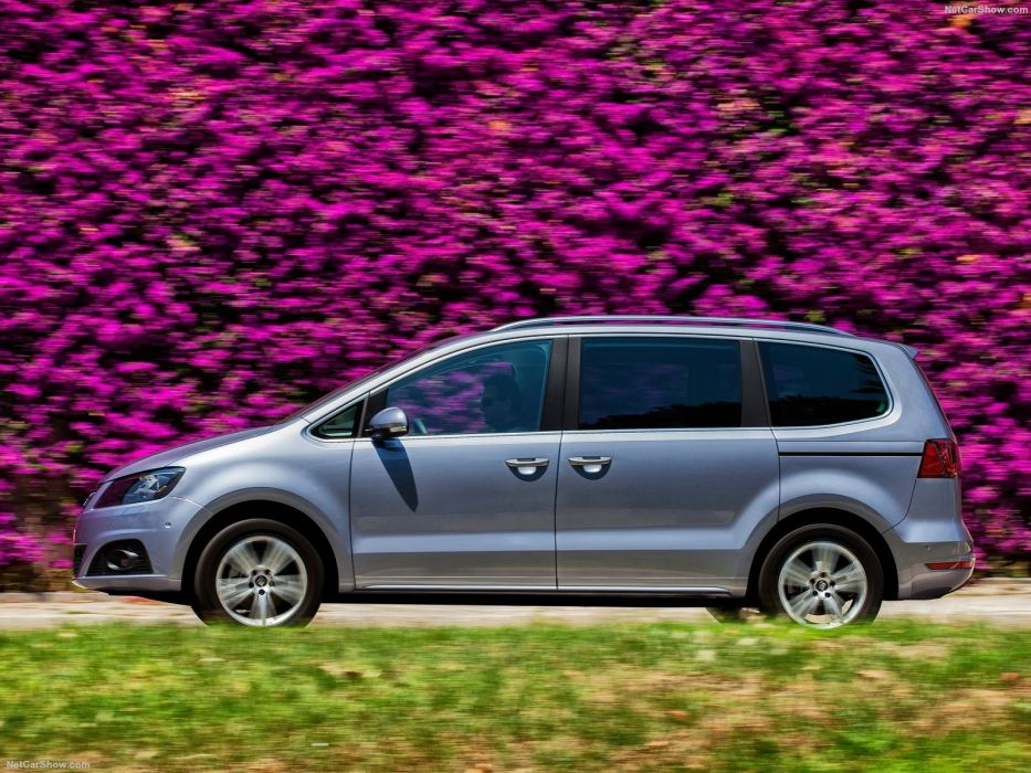 Seat Alhambra cars 2016 wallpaper