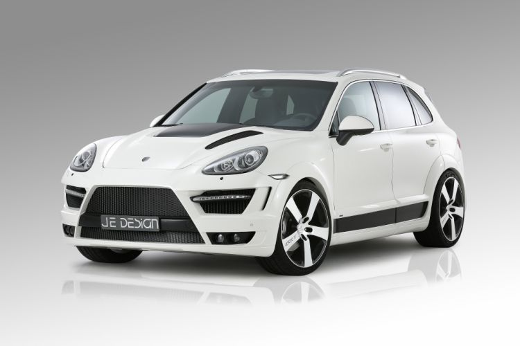 Je Design Porsche Cayenne Progressor cars modified 2012 wallpaper