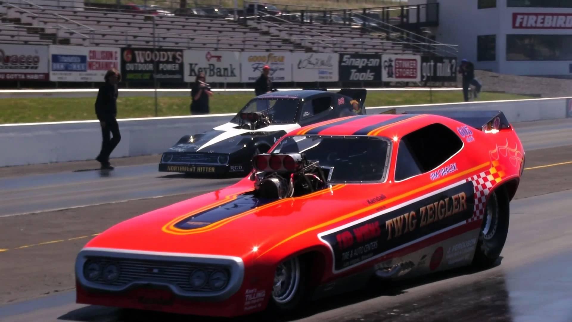 FUNNYCAR Drag Racing Race Hot Rod Rods Custom Funny Car