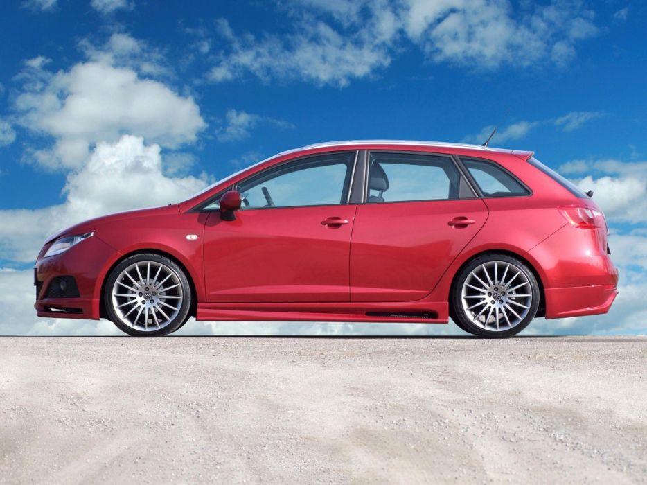 Je Design Seat; Ibiza-st cars modified 2011 wallpaper