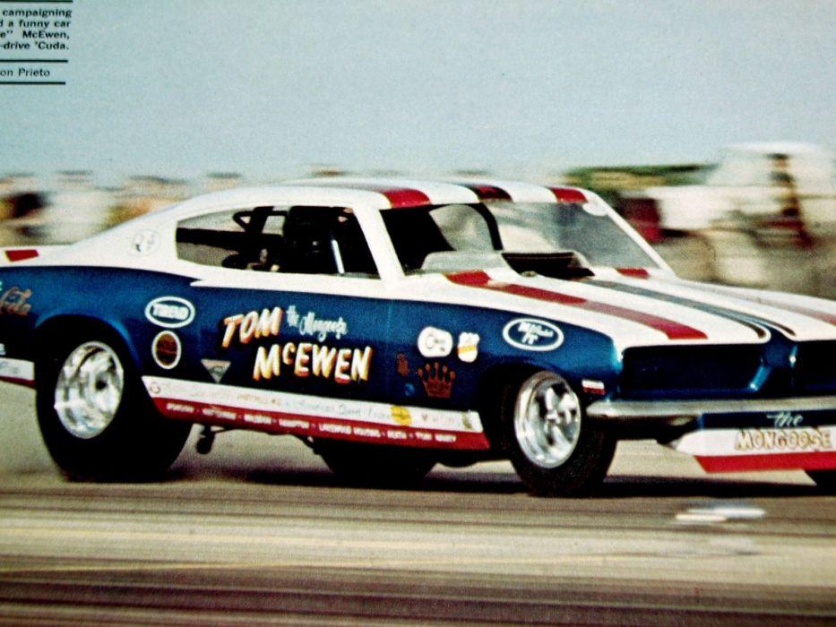 Classic Race Cars Wallpaper