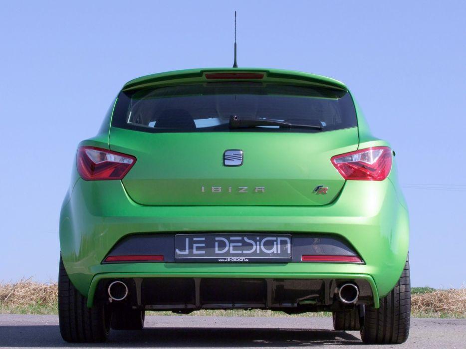 Je Design Seat; Ibiza-SC-FR cars modified 2012 wallpaper
