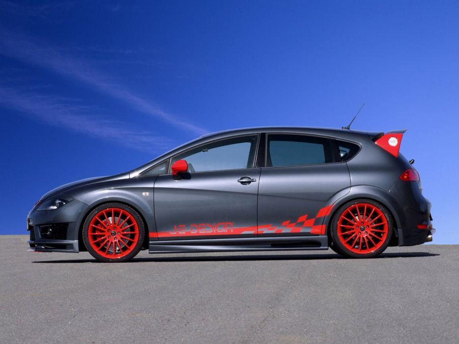 Je Design Seat Leon Cupra R Cars Modified 2010 Wallpaper 2048x1536
