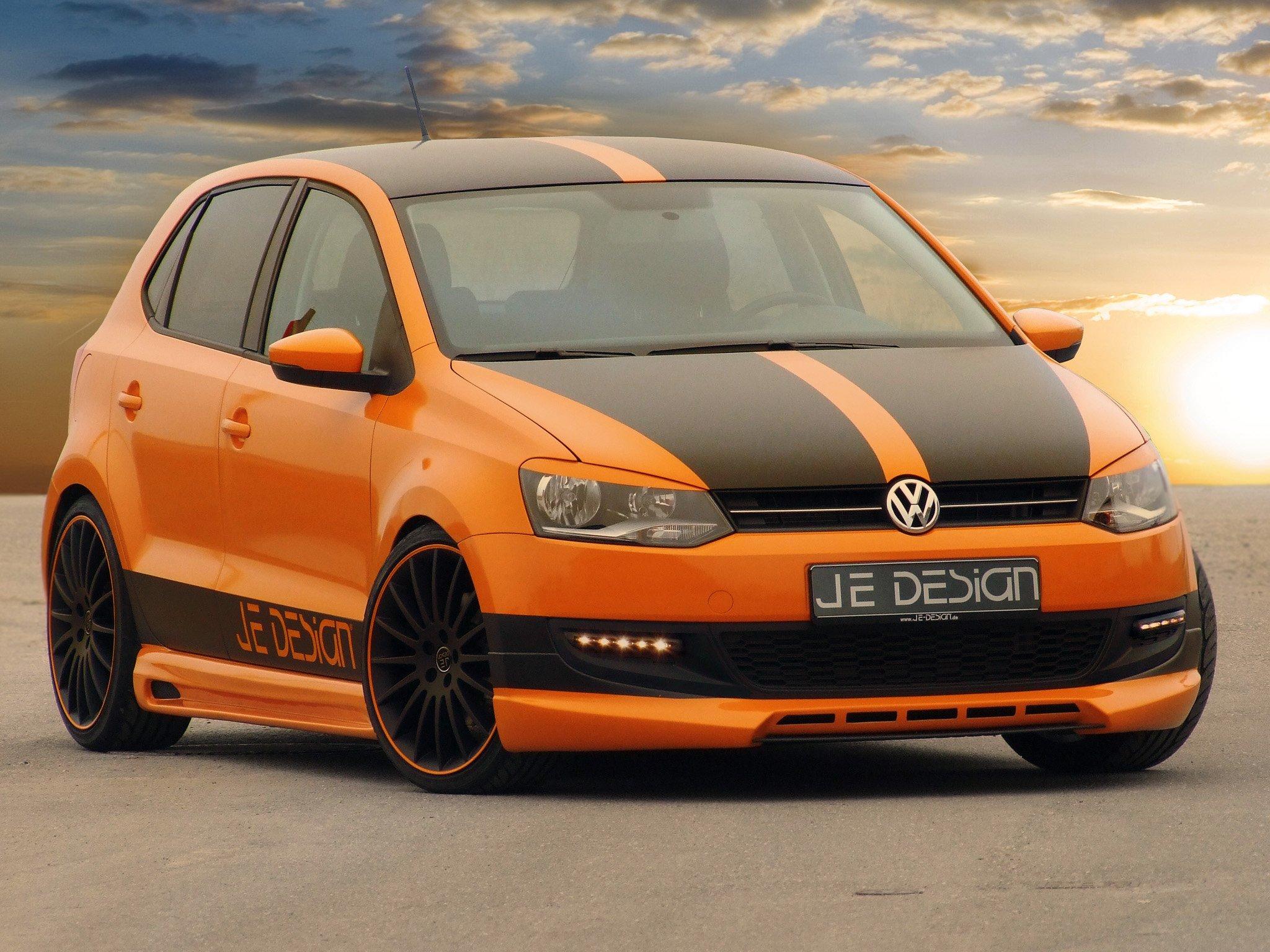 Volkswagen polo 2010 model araba resimleri - Je Design Volkswagen Polo 5 Door Cars Modified 2010 Wallpaper 2048x1536 745000 Wallpaperup