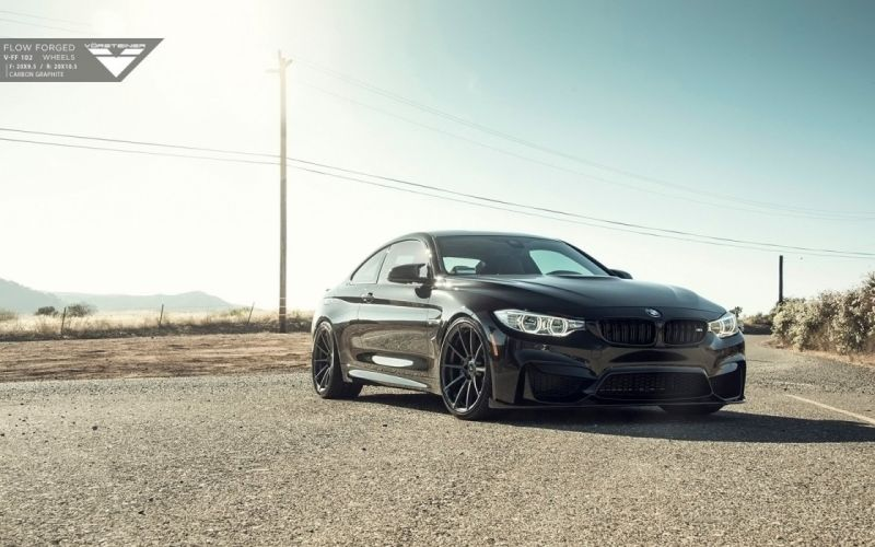2015 Vorsteiner BMW-M4 EVO coupe modified cars wallpaper