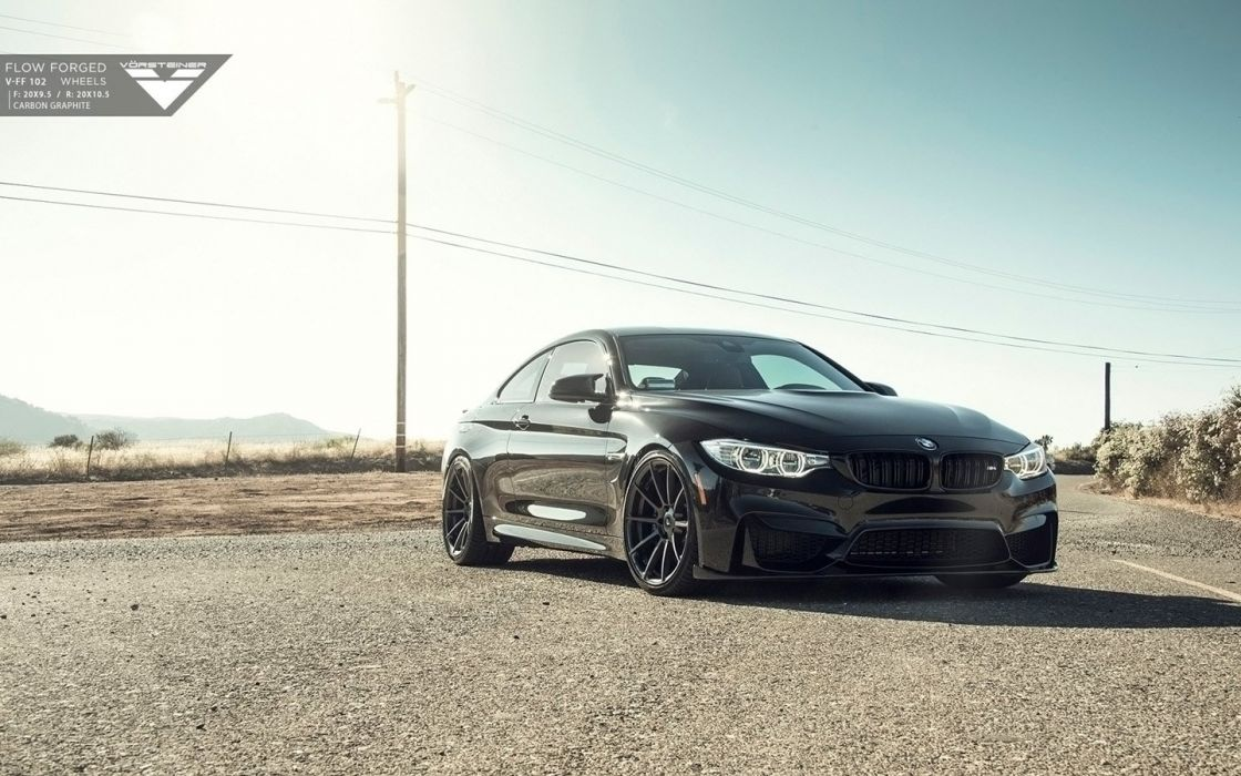 2015 Vorsteiner Bmw M4 Evo Coupe Modified Cars Wallpaper 1440x900