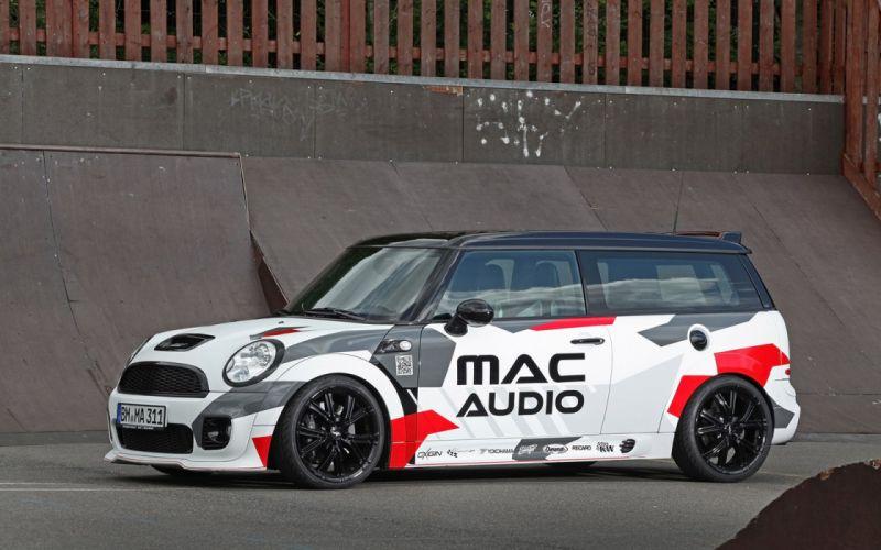 2015 Mac Audio Mini Clubman-S modified cars wallpaper