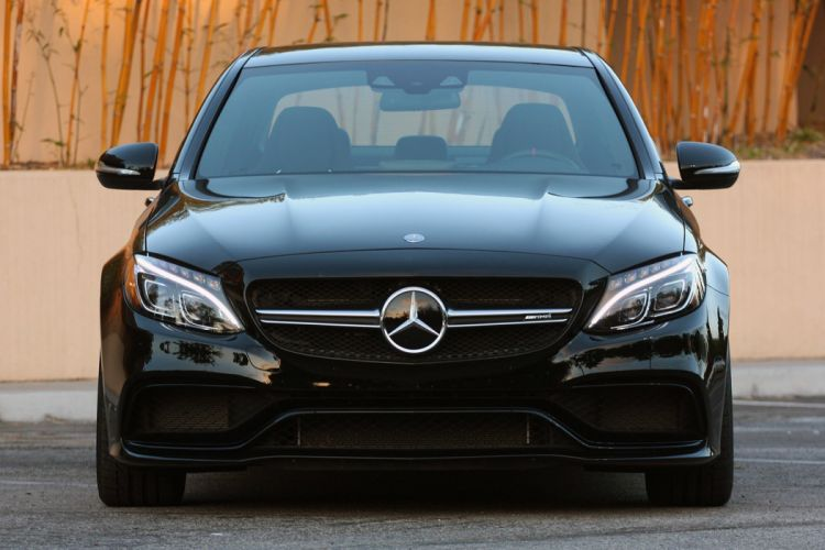 2015 Mercedes AMG C63-S sedan cars wallpaper