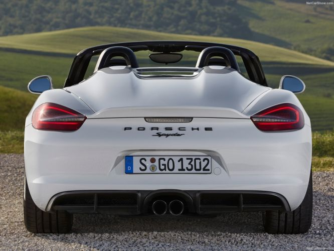 2016 boxster cars Porsche spyder wallpaper
