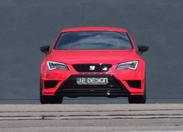 Je Design Seat Leon Cupra 2014 modified cars wallpaper