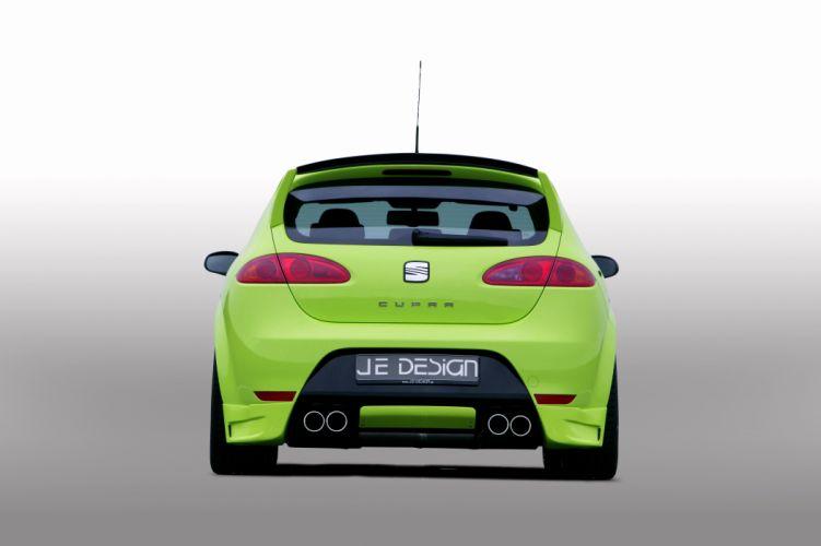 Je Design Seat Leon Cupra 2009 modified cars wallpaper