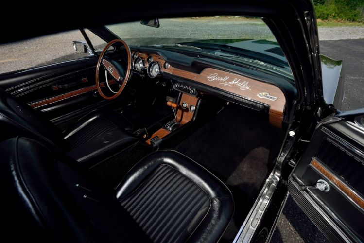 1968 Shelby GT500-KR cars ford mustang wallpaper