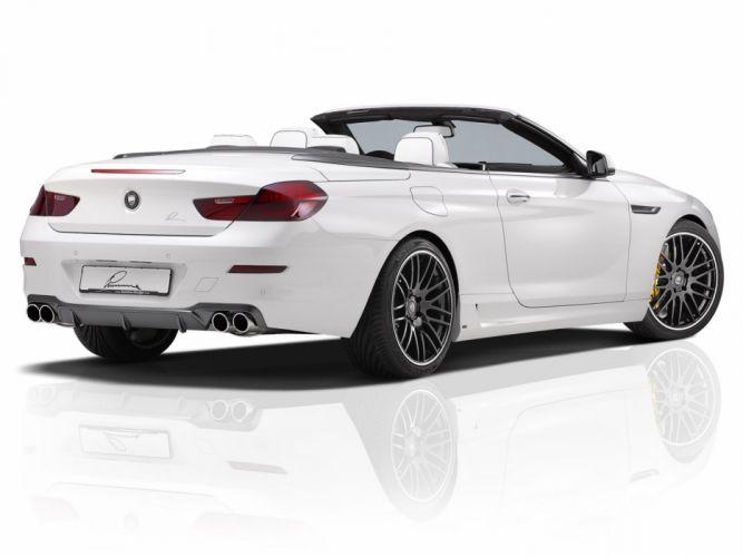 Lumma Design BMW 650i Cabrio (F12) cars modified 2012 wallpaper