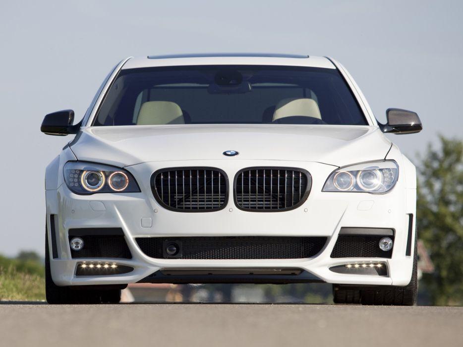 Lumma Design BMW 7-Series (F01) cars modified 2010 wallpaper