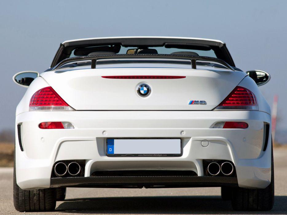 Lumma Design CLR 600-s (E64) cars modified 2011 wallpaper