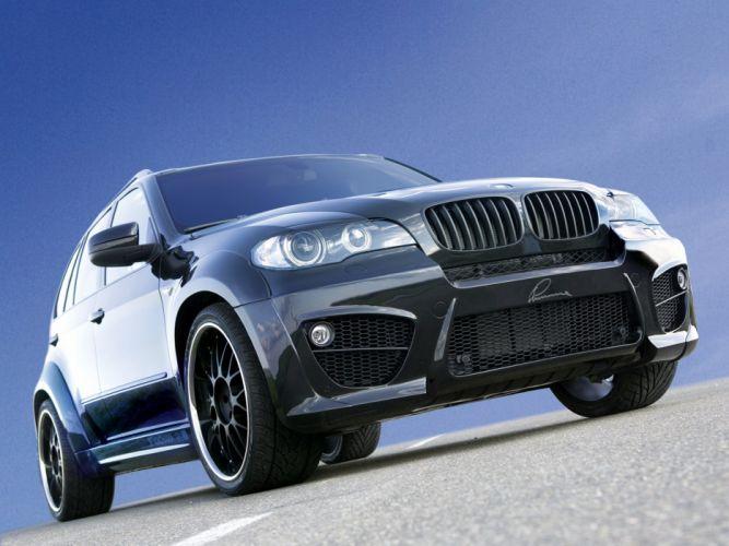 Lumma Design CLR X530 (E70) cars modified 2007 wallpaper
