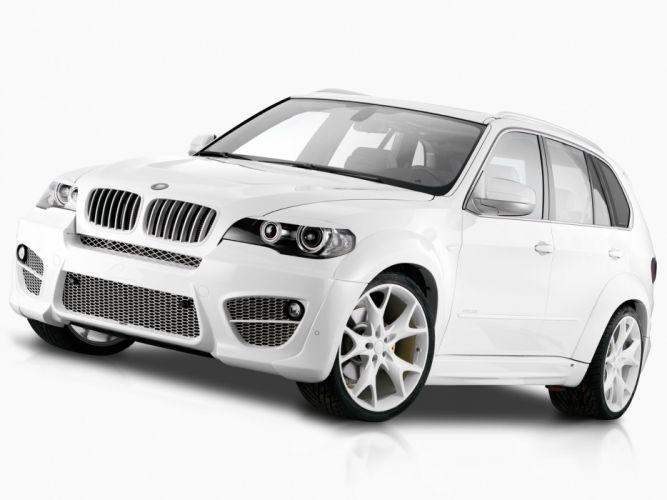 Lumma Design CLR X530 Diesel (E70) cars modified 2008 wallpaper