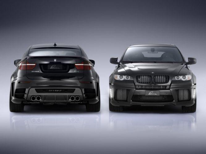 Lumma Design CLR X650-M (E71) cars modified 2010 wallpaper