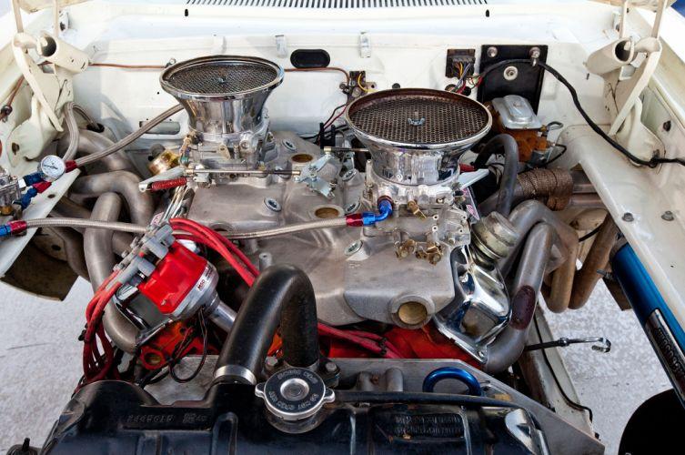 1964 Dodge 330 Stationwagon drag racing race hot rod rods classic wallpaper