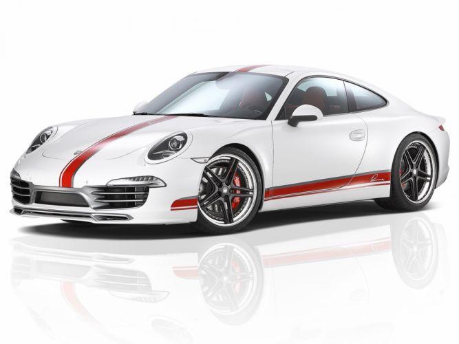 Lumma Design Porsche 911 Carrera-S Coupe (991) 2012 cars modified 2009 wallpaper