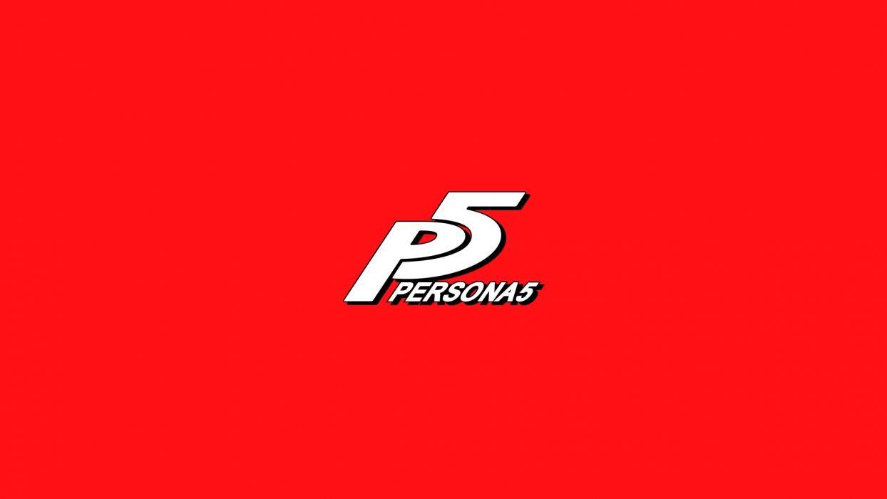 PERSONA 5 Protagonist rpg anime manga dungeon simulation five 1pers5 megami tensei poster wallpaper