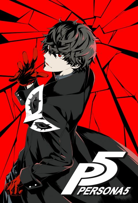 PERSONA 5 Protagonist rpg anime manga dungeon simulation five 1pers5 megami tensei wallpaper