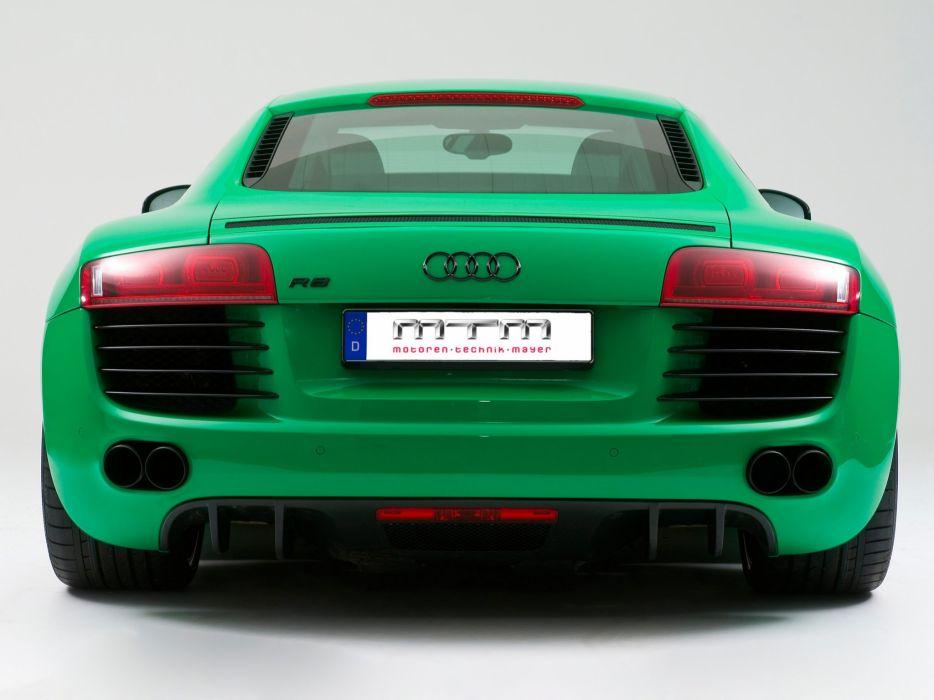 MTM Audi-r8 2008 cars modified wallpaper