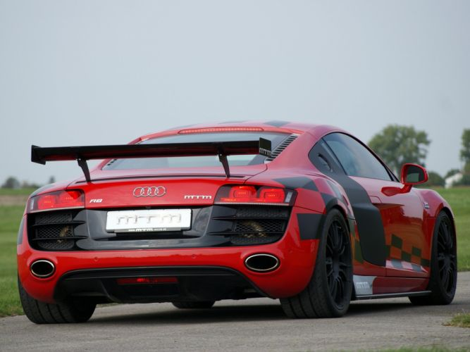 MTM Audi-r8 V10 2012 cars modified wallpaper