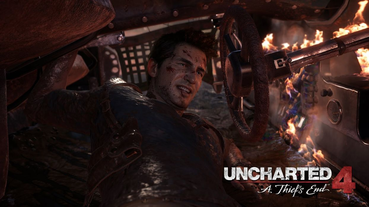 Uncharted 4 Thiefs End Action Adventure Tps Shooter Platform