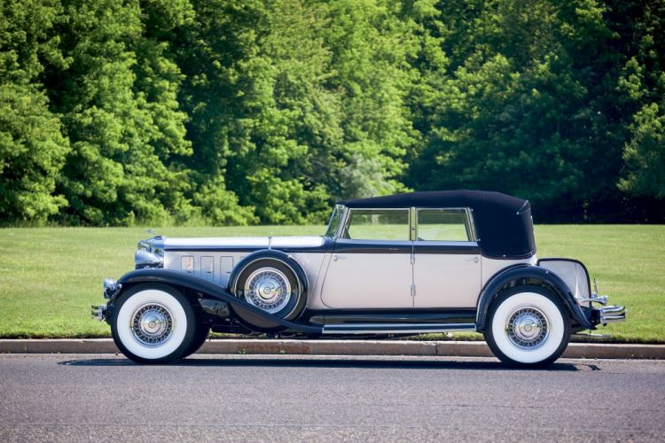 1932 Chrysler Imperial Convertible Sedan LeBaron classic cars wallpaper