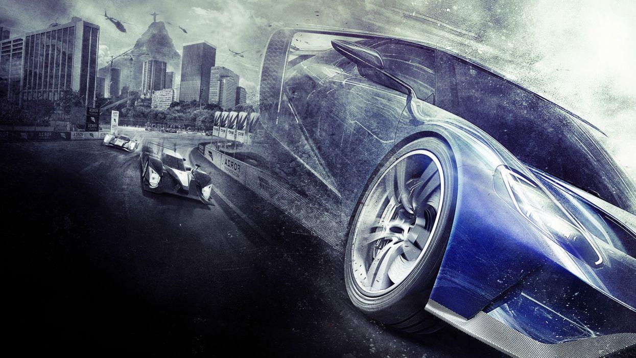 FORZA MOTORSPORT 6 race racing supercar formula xbox action six wallpaper