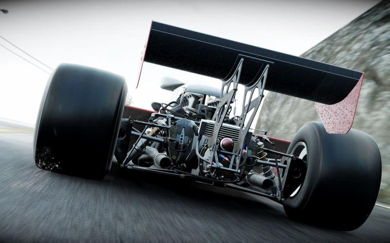 PROJECT CARS racing simulator action race supercar artwork custom 1pcars wallpaper