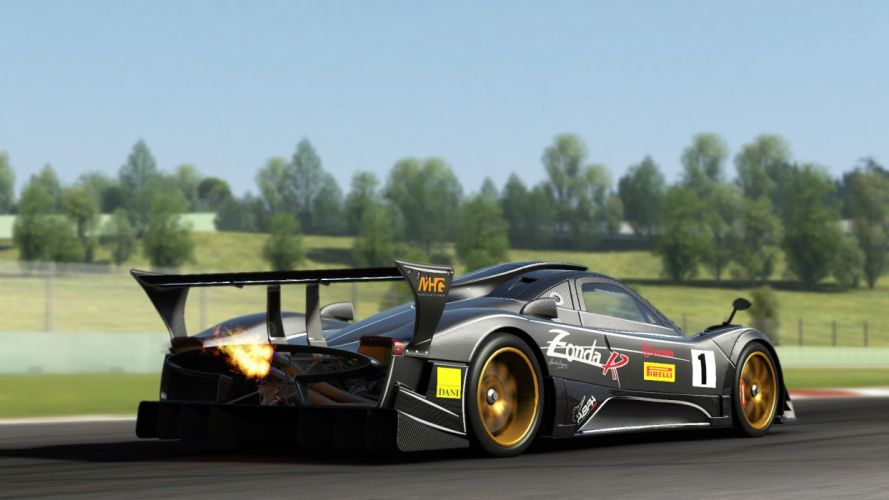 PROJECT CARS racing simulator action race supercar artwork custom 1pcars wallpaper
