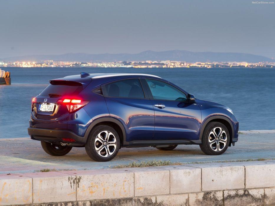 Honda HR-V EU-Version cars suv 2016 wallpaper