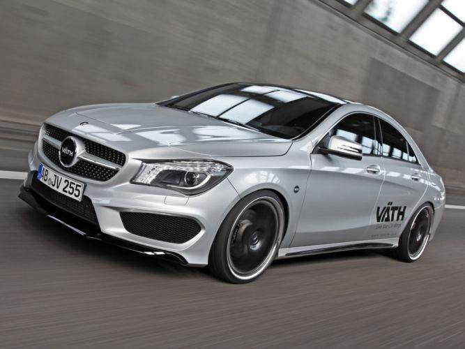 VATH Mercedes-Benz CLA V25 (C117) cars modified 2013 wallpaper
