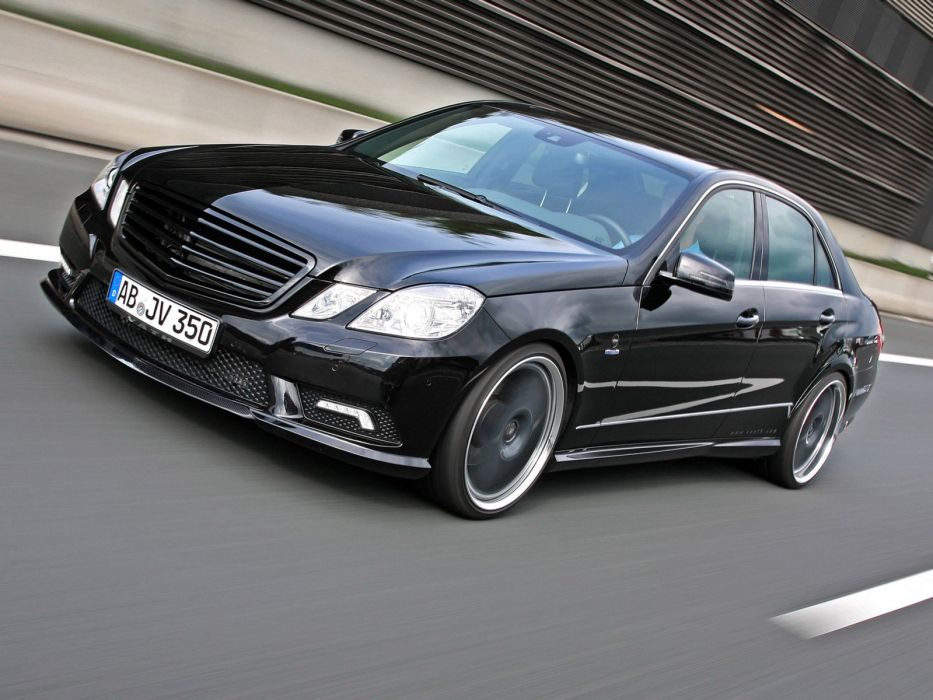 VATH Mercedes-Benz E-350 CDI V35 (S212) cars modified 2010 wallpaper