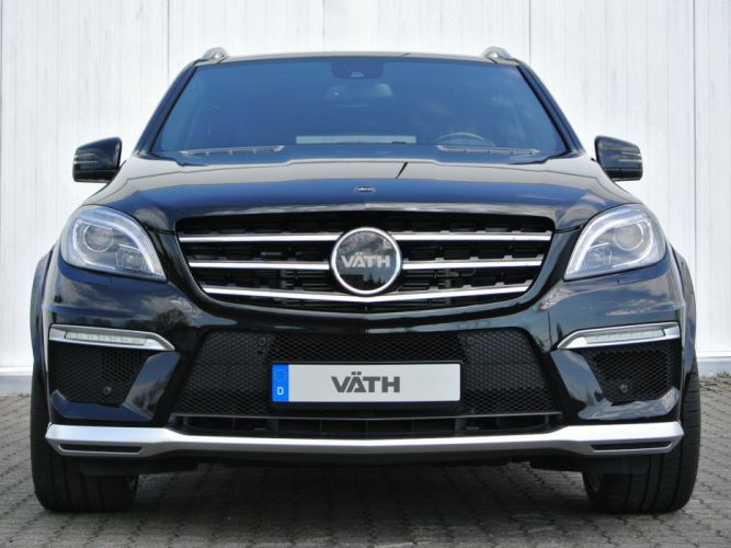 VATH Mercedes-Benz G-Class V63-RS (W166) cars modified 2012 wallpaper